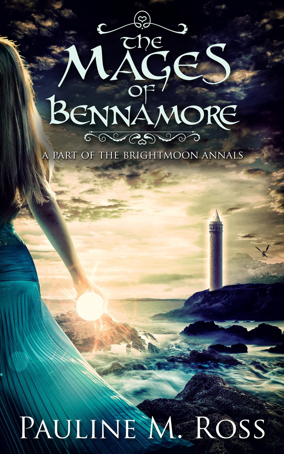 Review Of Pauline M Ross's Mages Of Bennamore